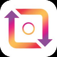 Иконка репост в Инстаграме