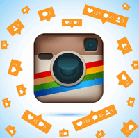 Лого Инстаграм